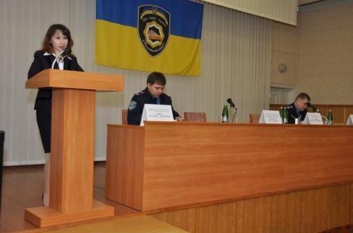 Главный милиционер Николаевщины уверен, что участковые инспекторы милиции нуждаются в служебной подготовке (ФОТО), фото-2