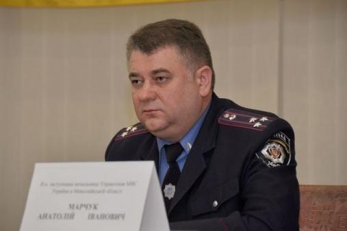 Главный милиционер Николаевщины уверен, что участковые инспекторы милиции нуждаются в служебной подготовке (ФОТО), фото-3