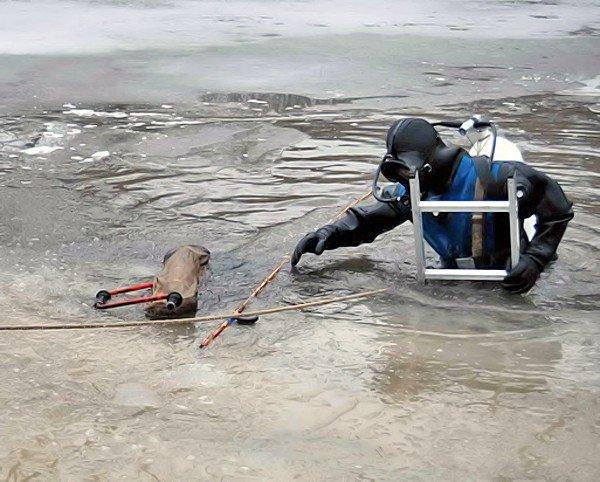 В Луганской области утонул рыбак, фото-1