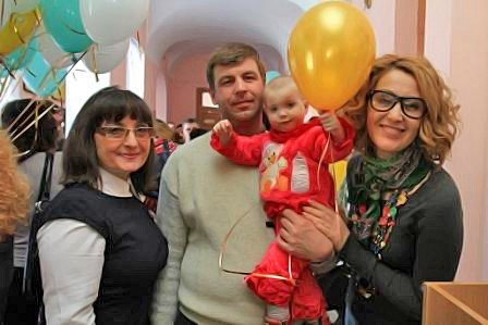 На Луганщине двум девочкам вернули слух (фото), фото-2
