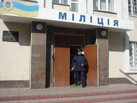 Николаевские милиционеры дали детям из приюта подержать в руках автомат «Калашникова» (ФОТО), фото-1