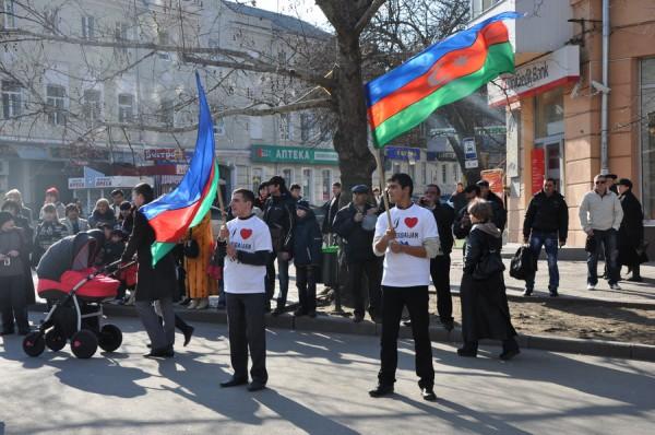 Азербайджанцы в Николаеве встретили весну с огнем, проросшей пшеницей и крашенками (ФОТО), фото-7