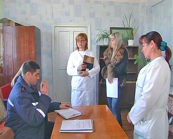 Луганская служба МЧС проводит рейды (фото), фото-1