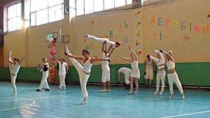 Фестиваль аэробики прошел в Луганском ВУЗе, фото-2