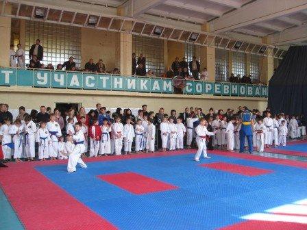 Каратисты Горловки в родных стенах победили на турнире «Тигры татами», фото-3