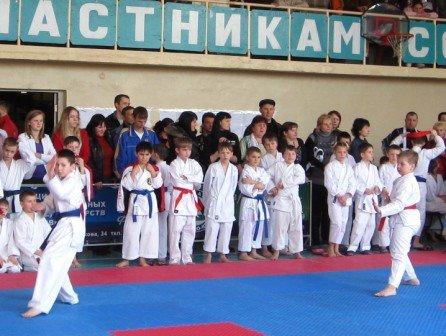 Каратисты Горловки в родных стенах победили на турнире «Тигры татами», фото-4