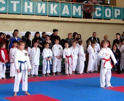 Каратисты Горловки в родных стенах победили на турнире «Тигры татами», фото-5