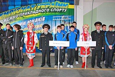 В Луганске состоялось открытие IV чемпионата Украины по пожарно-прикладному спорту (фото), фото-2