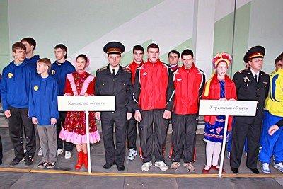 В Луганске состоялось открытие IV чемпионата Украины по пожарно-прикладному спорту (фото), фото-4