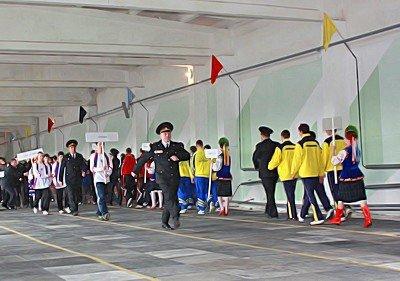 В Луганске состоялось открытие IV чемпионата Украины по пожарно-прикладному спорту (фото), фото-3