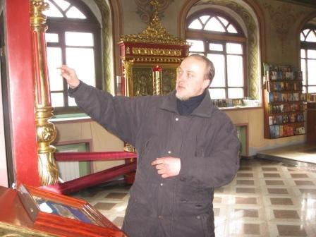 Воспитанники детского дома «Надежда» посетили храмы Горловки (ФОТО), фото-2