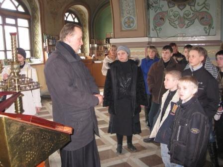 Воспитанники детского дома «Надежда» посетили храмы Горловки (ФОТО), фото-3