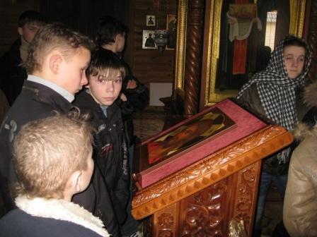 Воспитанники детского дома «Надежда» посетили храмы Горловки (ФОТО), фото-4