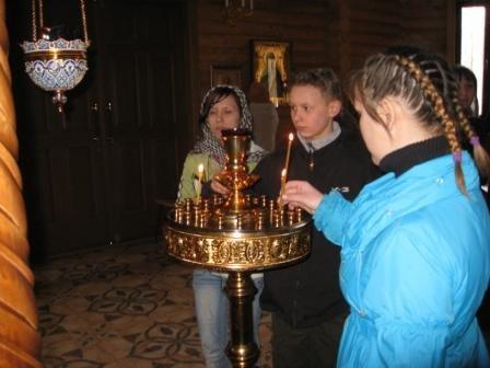 Воспитанники детского дома «Надежда» посетили храмы Горловки (ФОТО), фото-5