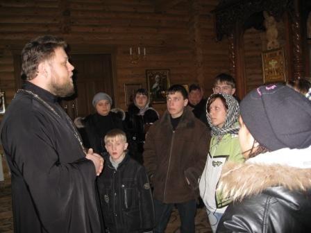 Воспитанники детского дома «Надежда» посетили храмы Горловки (ФОТО), фото-6