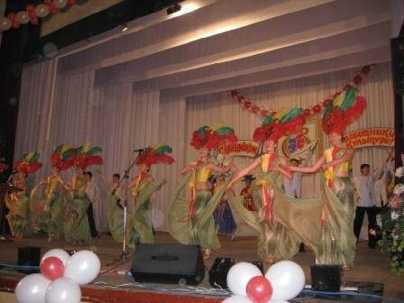 В Горловке чествовали работников культуры и праздновали 60-летний юбилей кинотеатра «Шахтер», фото-1