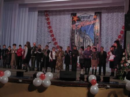 В Горловке чествовали работников культуры и праздновали 60-летний юбилей кинотеатра «Шахтер», фото-2
