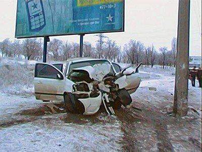 Одна авария – три смерти. ДТП в Луганске (фото), фото-1