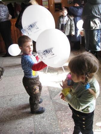 Горловская ребятня посетила страну «Мультипузырляндию», фото-5