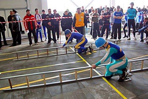 1-е место в Чемпионате Украины заняла Луганская команда (фото), фото-1