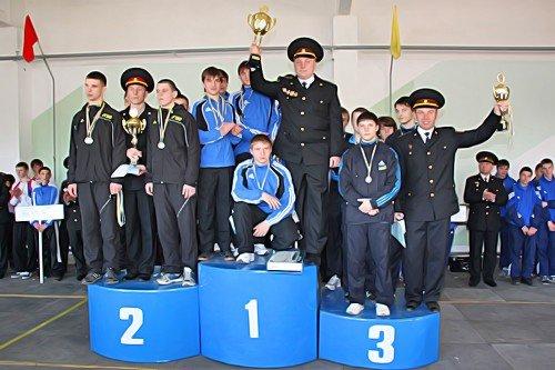 1-е место в Чемпионате Украины заняла Луганская команда (фото), фото-2