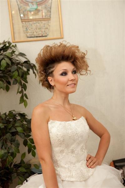 II Конкурс стилистов в рамках Парада Невест-2011 (г. Харьков), фото-2