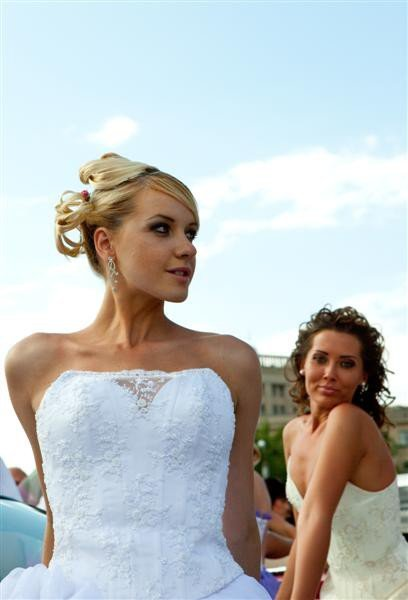 II Конкурс стилистов в рамках Парада Невест-2011 (г. Харьков), фото-4
