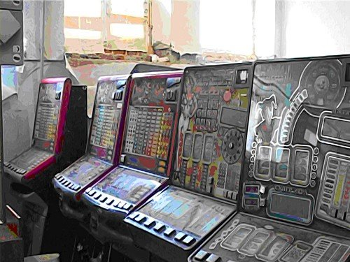 Game over. Луганские оперативники изъяли 33 игровых автомата (фото), фото-4