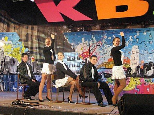 В Луганске прошел КВН «ЮИД-2011» (фото), фото-2