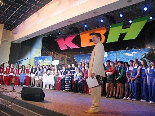 В Луганске прошел КВН «ЮИД-2011» (фото), фото-1