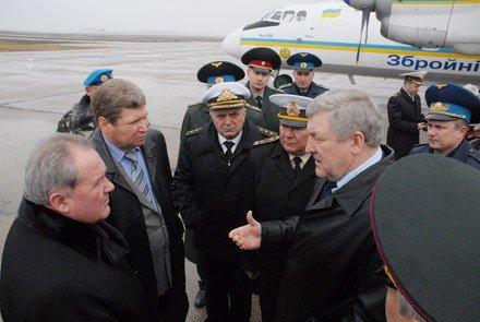Министр обороны Украины Михаил Ежель нагрянул с поездкой в Николаев и Очаков (ФОТО), фото-1
