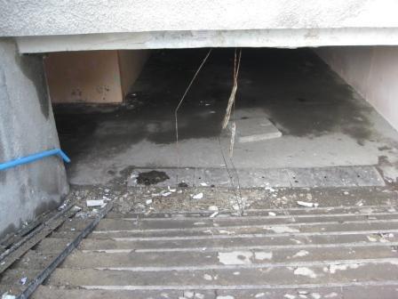 В Горловке обвалилась часть подземного перехода (ФОТО), фото-5