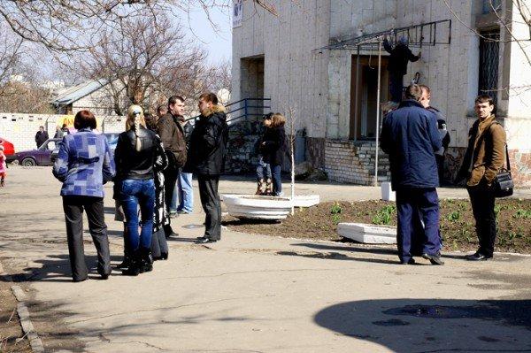 В Николаеве заминировали райотдел милиции (ФОТО), фото-3