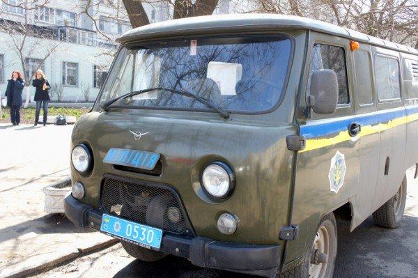 В Николаеве заминировали райотдел милиции (ФОТО), фото-4