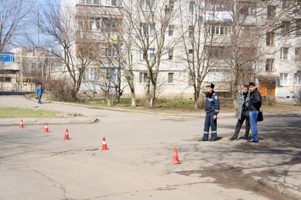 В Николаеве заминировали райотдел милиции (ФОТО), фото-8