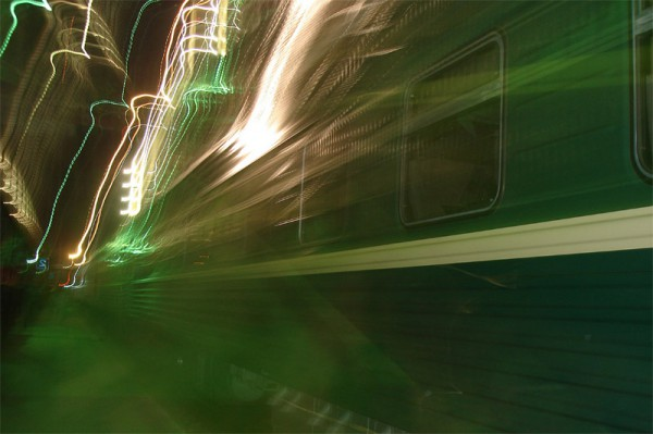 В кадре - птицы и ночной Кривой Рог, фото-3