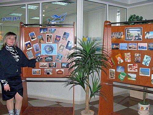 Postcrossing. Луганские почтовики провели выставку открыток, фото-1