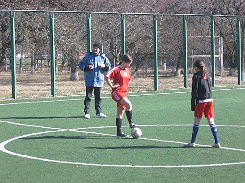 Футбольная ассоциация женщин луганской области проводит набор спортсменок (фото), фото-2
