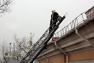 Вчера луганские МЧСники тушили условный пожар (фото), фото-5