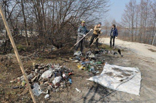 Печенеги решили прибраться в Харькове (фото), фото-3