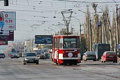 В Луганске появился «трамвай-МЧС» (фото), фото-5