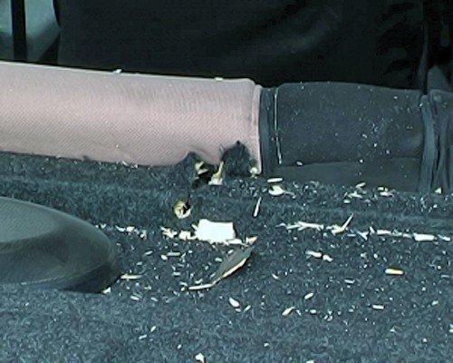 В Луганске житель камброда обстрелял такси. Подробности... (фото), фото-1