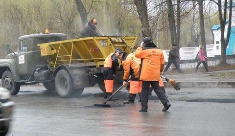 Дощ іде – а у Вінниці дороги асфальтують (ФОТО), фото-6