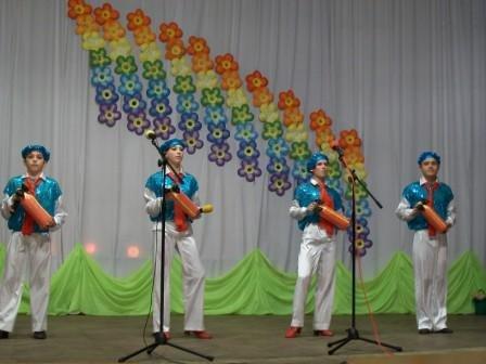 Юные пожарные Горловки соревновались в умении петь и плясать, фото-2