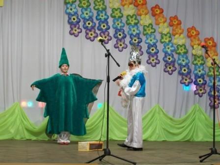 Юные пожарные Горловки соревновались в умении петь и плясать, фото-3