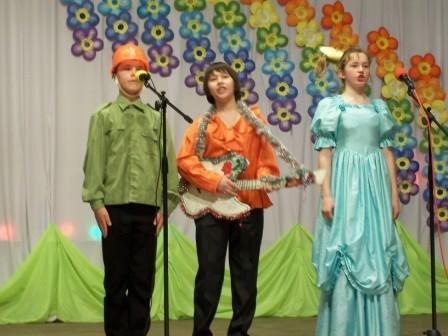 Юные пожарные Горловки соревновались в умении петь и плясать, фото-4