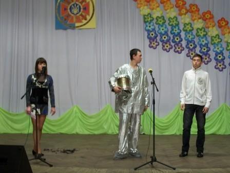 Юные пожарные Горловки соревновались в умении петь и плясать, фото-5