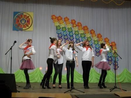 Юные пожарные Горловки соревновались в умении петь и плясать, фото-7