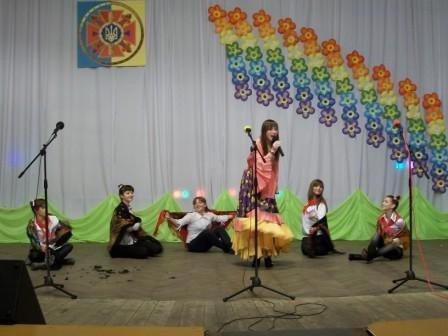 Юные пожарные Горловки соревновались в умении петь и плясать, фото-8