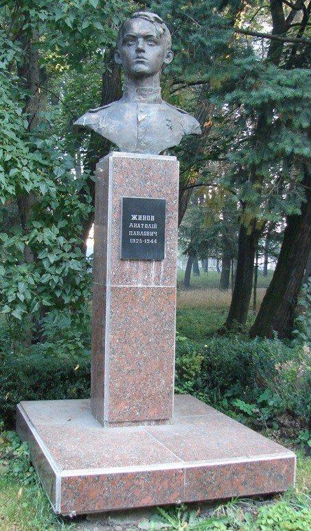Імена тернопільських вулиць: вулиця Анатолія Живова, фото-1